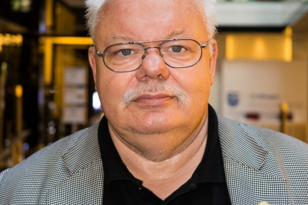 Stephan Jaeggi na meetingu GWG v Praze